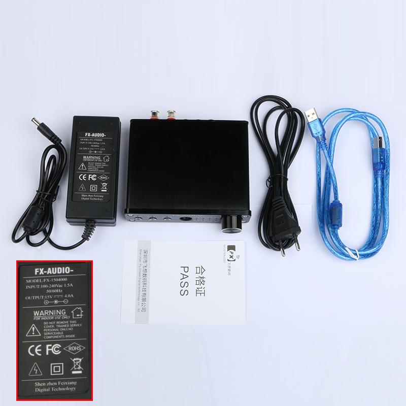 Audio KHz D302PRO óptico/auxiliar 6