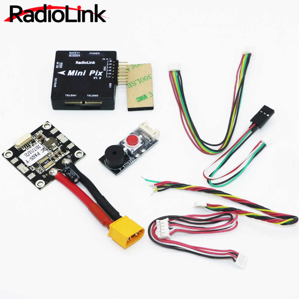 Detail Feedback Questions about Radiolink Mini PIX Flight Control