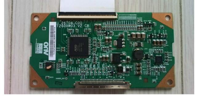Tablero de Lógica LCD Junta T260XW03 V2 07A35-1A