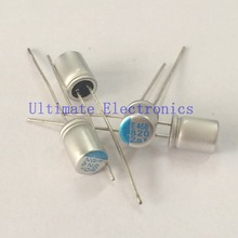10pcs 820uF 2.5V NCC PSE serires  6.3x8mm Super Low ESR 2.5V820uF For Motherboard VGA Solid Capacitors