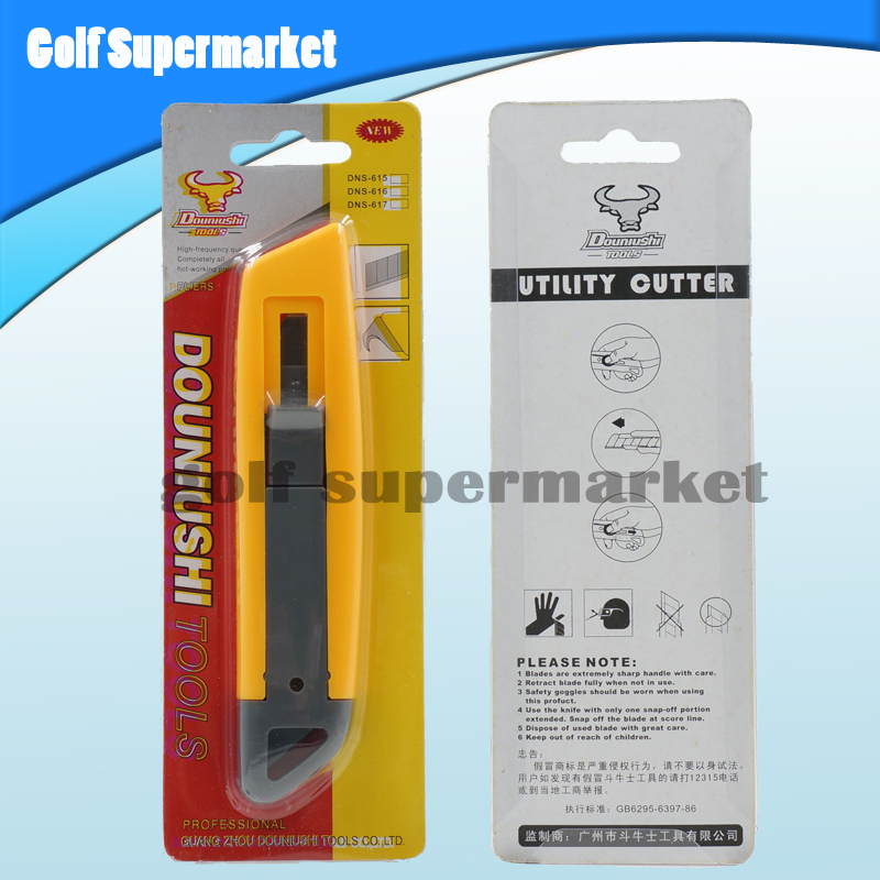 Special Golf Grip Horn Knife Replace The Grip Hook Knife Exclusive Sales