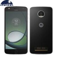 Original Motorola MOTO Z PLAY XT1635 03 Octa Core Mobile Phone 64G ROM 5 5 16