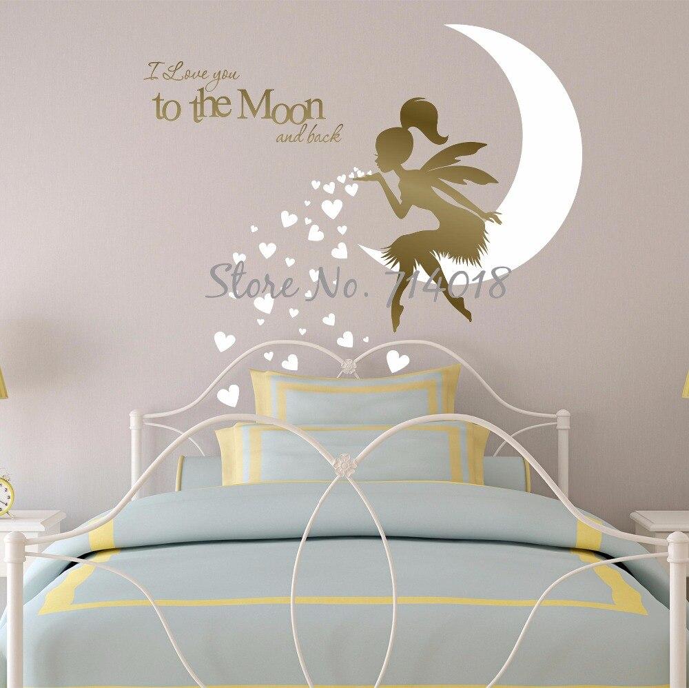 Kids Wall Sticker Fairy Newest
