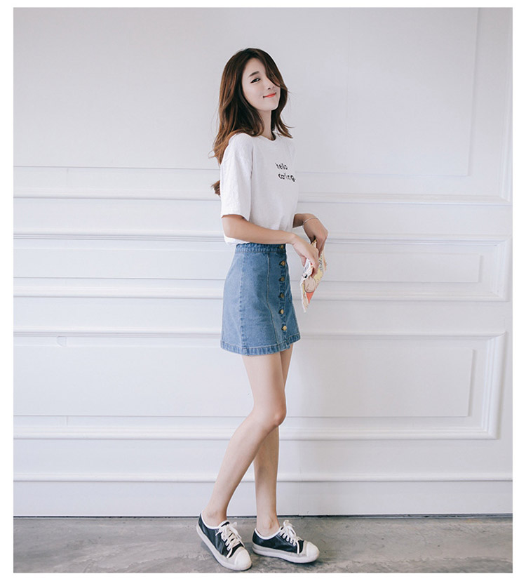 HTB1Bn6wQFXXXXciXVXXq6xXFXXXl - FREE SHIPPING Women High Waist Retro Denim Skirt JKP275