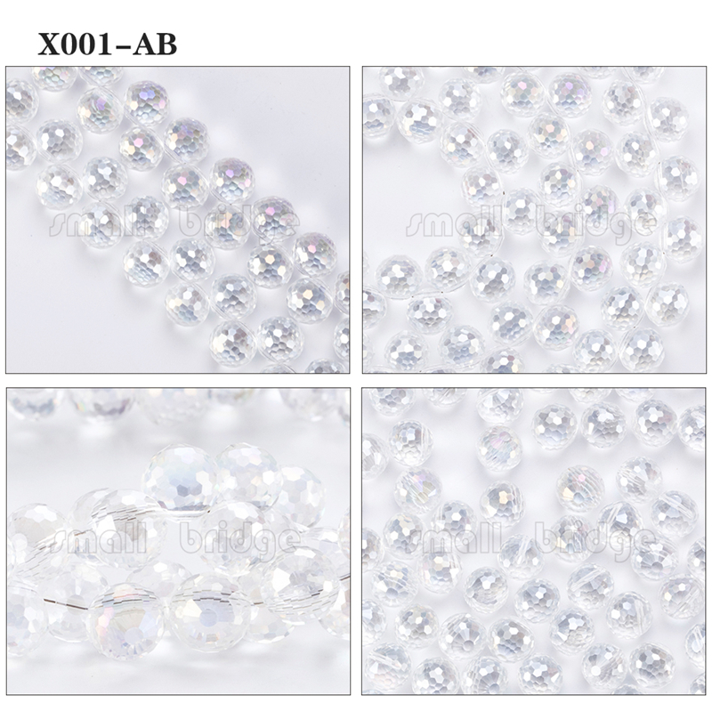 Large Crystal Beads (2)