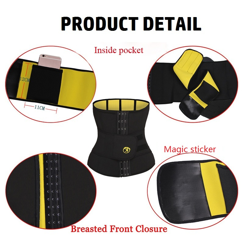 NINGMI Plus Size Males Modeling Belt Slimming Waist Trainer Body Shaper Corset Neoprene Slim Tummy Trimmer Shapewear Strap L-5XL