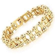 Motorcycle Chain Bracelet [21-23cm]