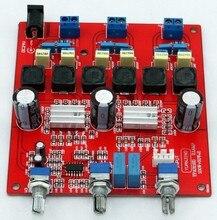 TPA3116 2.1 channel digital amplifier board (100W + 50 + 50W) subwoofer