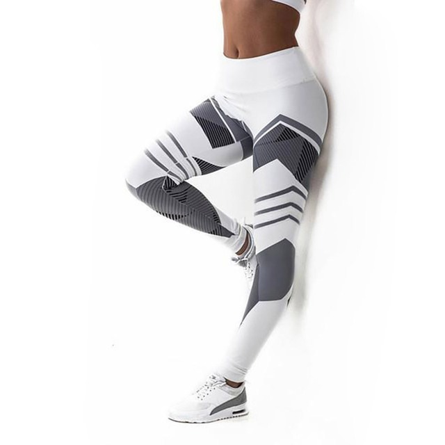 Summer styles Fashion Hot Women Hot Leggings Digital Print Ice and Snow Fitness Sexy LEGGING Drop Shipping S106-703 5