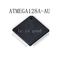 10PCS ATMEGA128A ATMEGA128A-AU QFP64