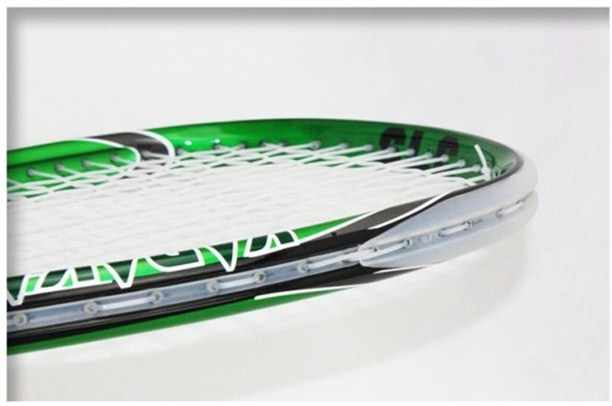 Quality Karakal Squash Racket With Bag Carbon Squash Racquet Yellow Green Squash Racquet With Racket Bag Karakal Squash Racquets