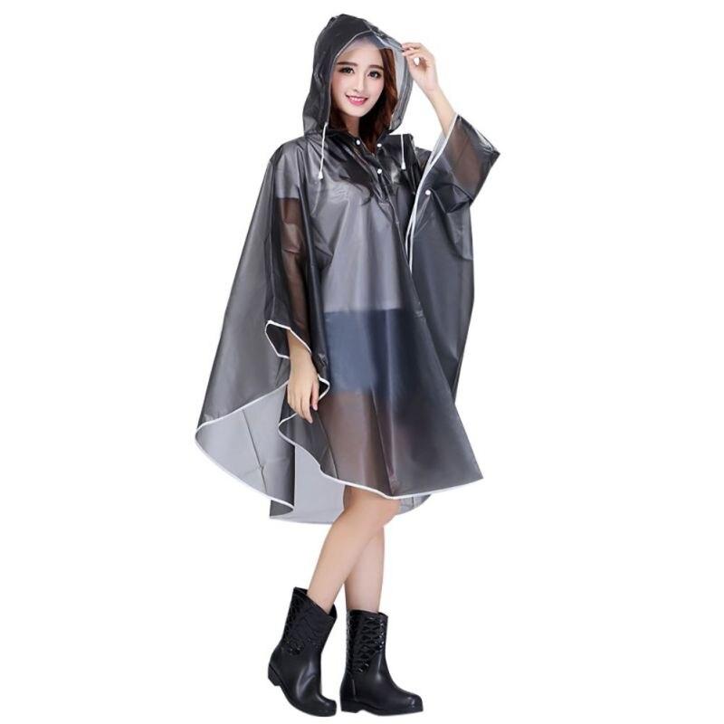 Sport Hell Einweg Erwachsene Poncho Regenjacke Regenmantel Unisex Regencape Notfall Damen Die Neueste Mode Angelsport
