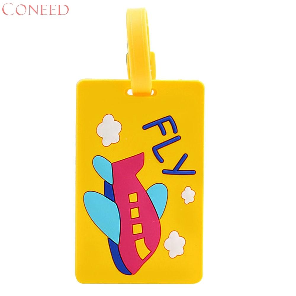 New Fashion Portable Secure Travel Suitcase ID Luggage Handbag Large Tag Label New Juy13 38