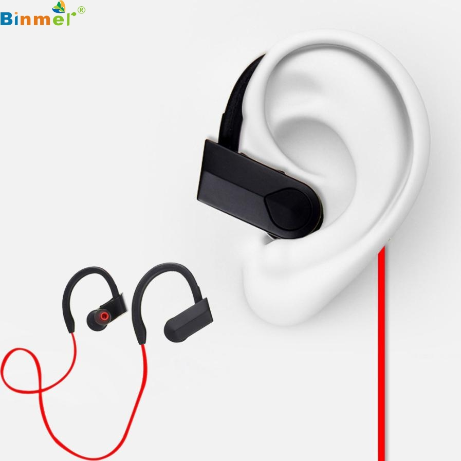 Best Price ! Bluetooth 4.1 Wireless Running Sport Headset GYM Stereo Earphone Earbud Headphones for iPhone 6 7 Samsung S7 DEC8 data best price car charger bluetooth headphones 4 0 headset earphone multipoint power for lg for samsung for iphone mar13