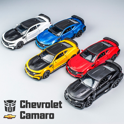 1:32 Hot Alloy Diecast Car Models for Camaro Door Open Super Hornet Juguetes Cars Toys for children kids adult birthday gift Islamabad