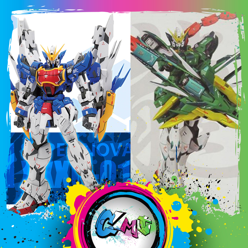 CMT In Stock Super Nova MG 1/100 Altron Nataku XXXG-01S  Mo Kai Custom Mobile Suit Anime Model KitCMT In Stock Super Nova MG 1/100 Altron Nataku XXXG-01S  Mo Kai Custom Mobile Suit Anime Model Kit