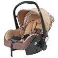 2016 новый 3 точка ремни безопасности 0 - 9 месяцев новорожденных корзина удобные портативный детские сиденья сзади - лицом установка безопаснее