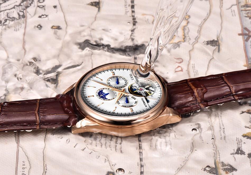 HTB1BnB6aNrvK1RjSszeq6yObFXaU LIGE Brand Men Watches Automatic Mechanical Watch Tourbillon Sport Clock Leather Casual Business Retro Wristwatch Relojes Hombre