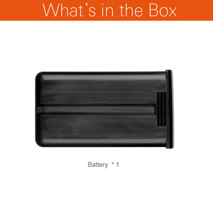 Image 2 - 無料 Dhl Godox WB29 14.4V 2900 Mah リチウム電池のための Godox Witstro AD200 AD200PRO AD200 プロ (AD200 バッテリー)