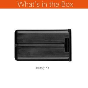 Image 2 - Freies DHL Godox WB29 14,4 V 2900mAh Lithium Batterie Power Pack für Godox Witstro AD200 AD200PRO AD200 PRO (AD200 Batterie)