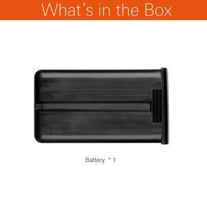 Image 2 - Бесплатная доставка, литиевый аккумулятор Godox WB29, 14,4 В, 2900 мА/ч, для Godox, Witstro, AD200, AD200PRO, AD200 PRO (аккумулятор AD200)