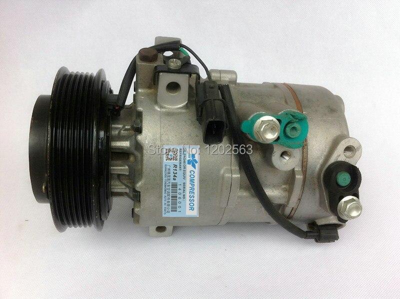 ac compressor 977010 2S300 DVE16 for Kia Sportage 2.4L -in A/C Compressor & Clutch from