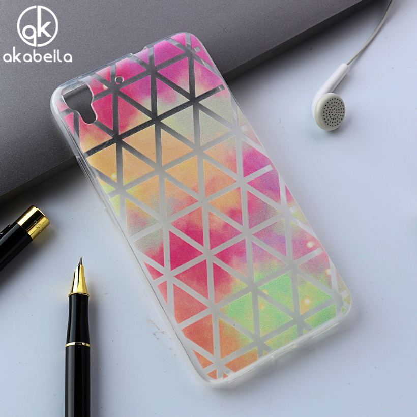 Phone Cover Cases For Huawei Honor 4a Scl L01 Y6 Cellphone