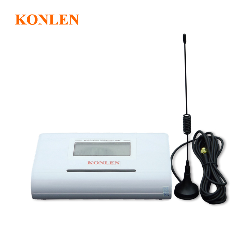 Home Fixed Gsm Phone Wireless Sim Card Terminal Connects Desk Phone or PSTN Alarm Panel to