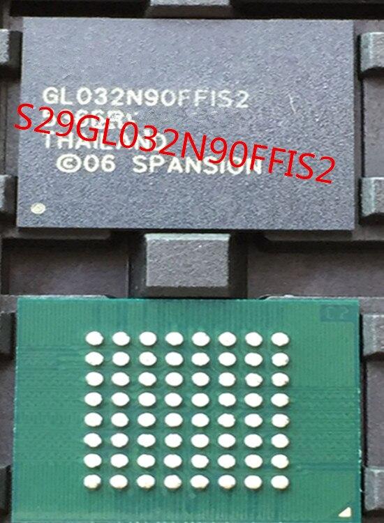 Free Shipping   New   S29GL032N90FFIS20  S29GL032N90FFIS2 GL032N90FFIS2 BGA
