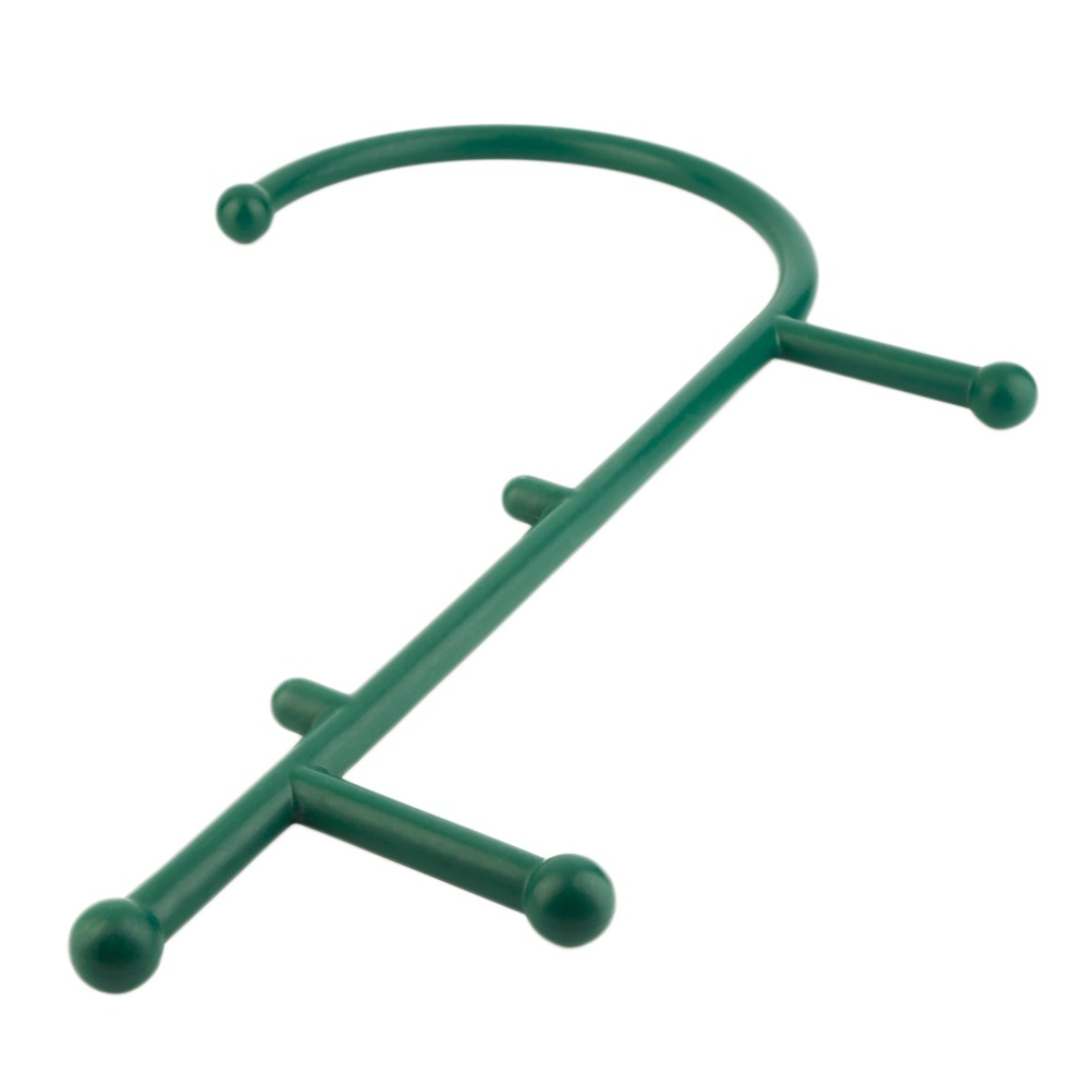Muscle pain use massager tools deep pressure therapy cane body Back Buddy Self-Massage Tool Drop Shipping jason гель обезболивающий cooling minerals &amp tea tree muscle pain therapy объем 113 г