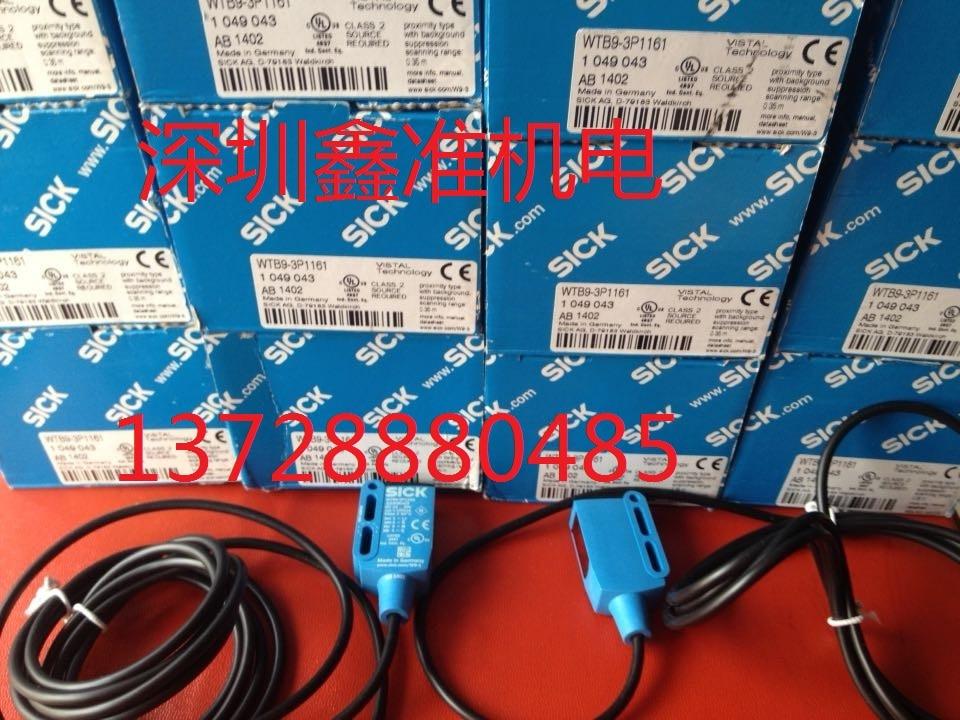 WTB9-3P1161 Photoelectric Switch e3x da21 s photoelectric switch