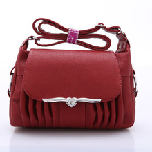 2016 new fashion handbags middle-aged Single Shoulder Bag Messenger Bag