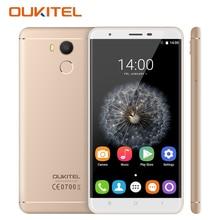 Oukitel U15 Pro смартфон 4 г LTE 5.5 дюймов Android 6.0 MTK MT6753 Octa core 3 ГБ Оперативная память 32 ГБ Встроенная память отпечатков пальцев мобильный телефон 3000 мАч