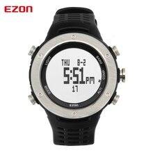 EZON мужской моды многофункциональный электронные часы барометр термометр восхождение на стол хронограф оптовая H001