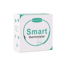 Electronic Bluetooth Baby Thermometers Health Care Children Intelligent Wearable Baby Monitor Household Thermometer
