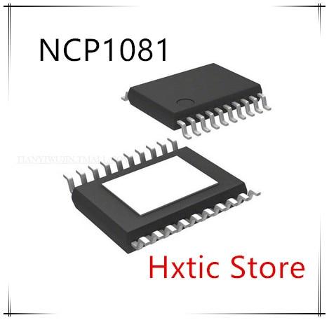 NEW 5PCS LOT NCP1081DER2G NCP1081DER NCP1081D NCP1081 TSSOP 20 IC