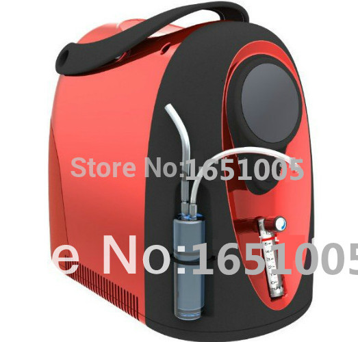 CE Approved 1 to 5 liters continuous flow 93% purity oxygen portable oxygen concentrator Free Shipping  цены