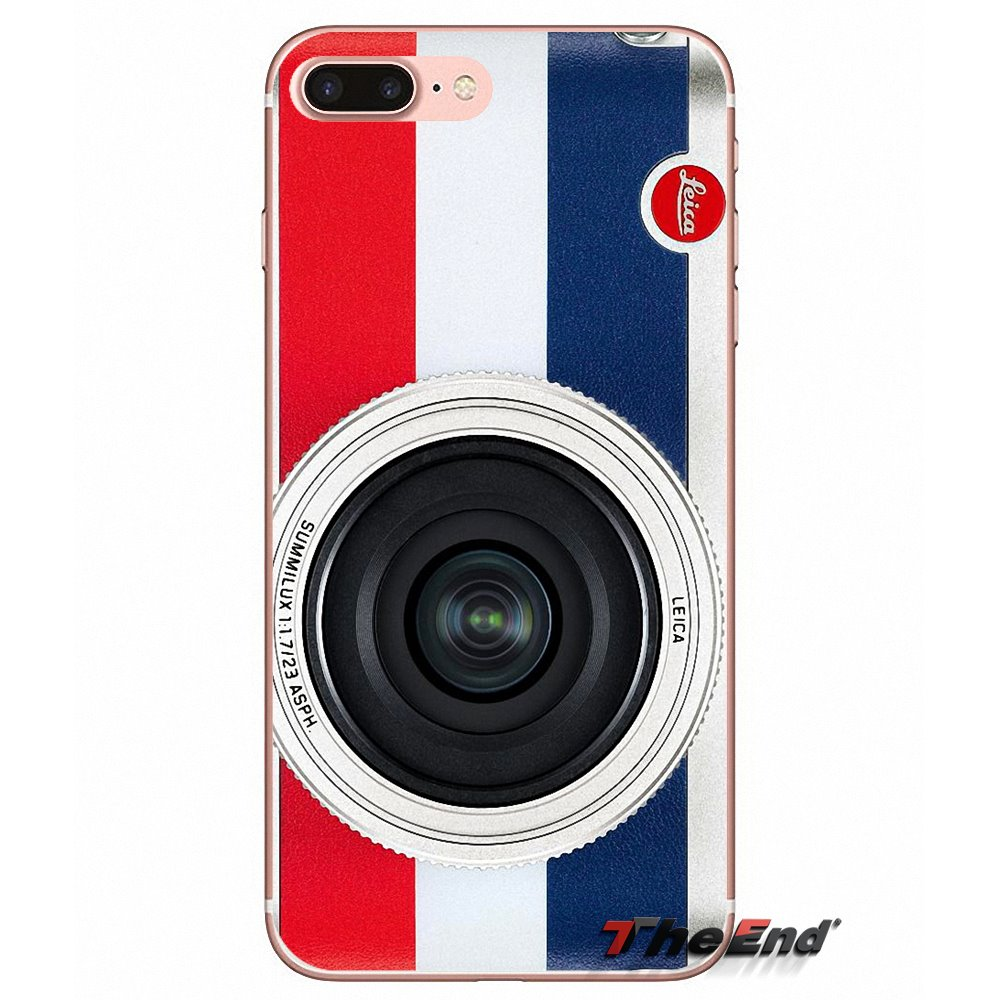 low priced 97c41 c33da US $0.99  leica Camera German Cell Phone Case Covers For iPhone X 4 4S 5 5S  5C SE 6 6S 7 8 Plus Samsung Galaxy J1 J3 J5 J7 A3 A5 2016 2017-in ...