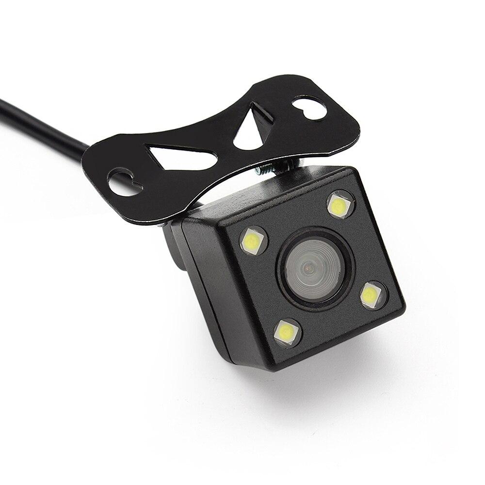 HIZPO HD cámara trasera de coche cámara trasera de marcha atrás cámara de marcha atrás diseño de mariposa cámara de visión trasera delantera para coches