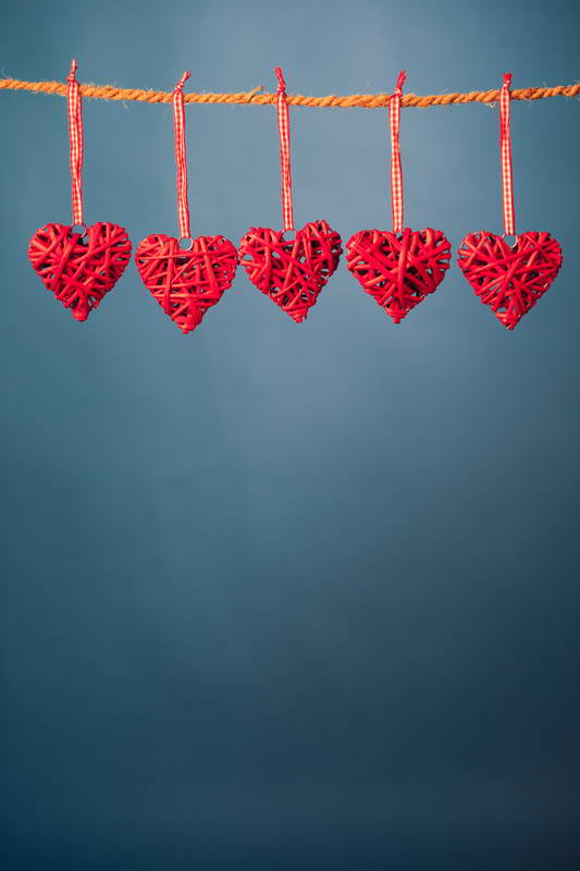 Universal Adult Photography Background Hanging Red Knit Love Valentine'S Day Backdrops For Photography 8x10ft valentine s day photography pink love heart shape adult portrait backdrop d 7324