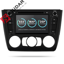 Isudar 2 Din Auto Radio Android 9 Per BMW 1 Serie E81/E82/E88 2004-2011 Auto multimedia Video Lettore DVD di Navigazione GPS DVR