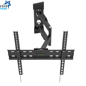 Image 3 - Full Motion Tv Wall Mount Universele Tilt Swivel Beugel Tv Stand Monitor Houder Voor Lcd Led Hd Plasma Tv Max vesa 400*400 Mm