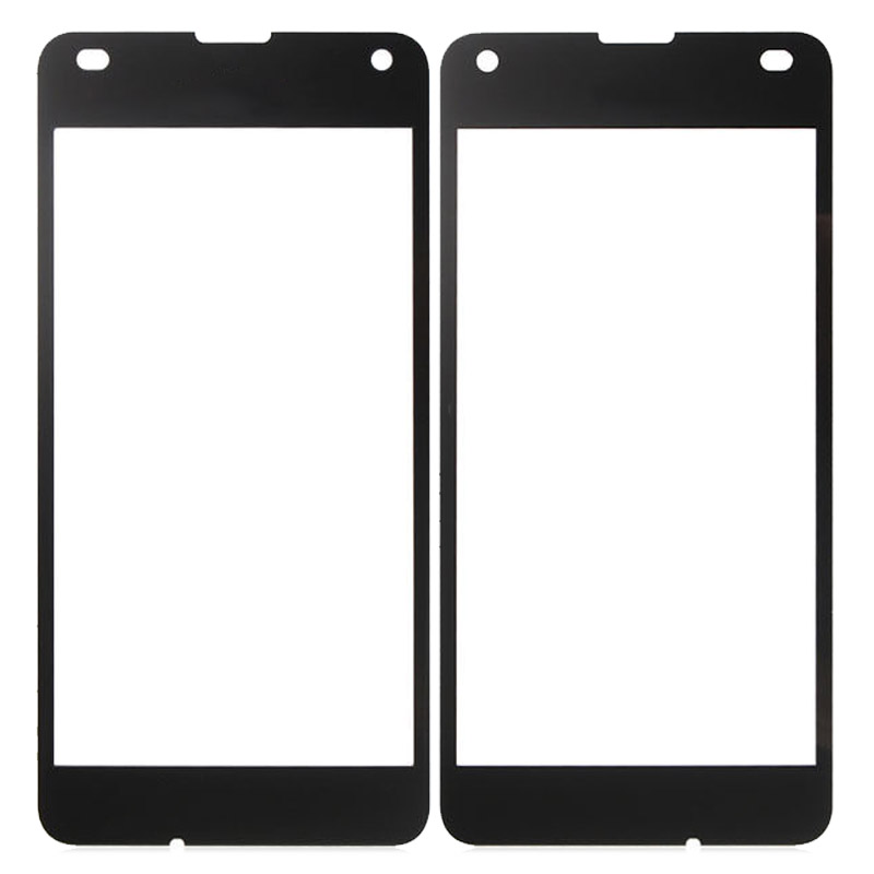 SZMUGUA <font><b>Replacement</b></font> LCD Top Outer Lens Glass Front <font><b>Screen</b></font> Panel For <font><b>Microsoft</b></font> Nokia <font><b>Lumia</b></font> <font><b>540</b></font> N540 Front Glass + Kits image