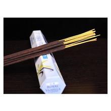 84pcs/Box Natural Diffuser Incense Stick Aromatic Burner Sticks Sleep Health Scent Air Freshener Vanilla Aromatherapy