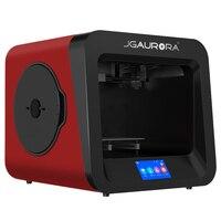 JGAURORA Desktop 3D принтеры A4 с мягкой Магнитная сборки плиты, один экструдер принтер PLA/ТПУ печатных