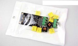 Image 4 - Dtjv 110V 220V AC אספקת חשמל מסנן לוח 4A EMI מסנן רעש מדכאי אודיו מטהר מגבר רעש טומאה מטהר