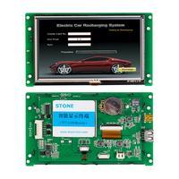 Intelligente 5 Inch Lcd Display Met Usb/RS485 Interface + Cpu Voor Apparatuur