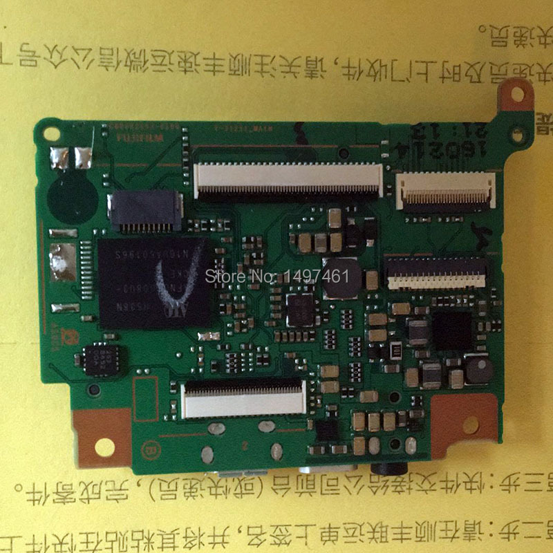 New Main circuit Board Motherboard PCB repair Parts for Fujifilm X70 Camera new motherboard main circuit board pcb repair parts for canon ef s 10 18mm f 4 5 5 6 is stm lens