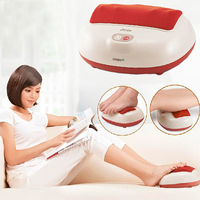 Free Shipping for Foot Machine Foot Massage Device Electric Roller Heated Leg Medialbranch Foot Massage Equipment
