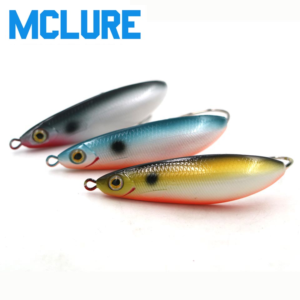 Fishing Lure Minnow Spoon Bend Hook 9cm/20g Freshwater Saltwater Weedless Crankbait Snapper Hard Bait Wobblers Artificial Lures 10pcs 7 5cm soft lure silicone tiddler bait fluke fish fishing saltwater minnow spoon jigs fishing hooks